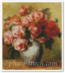 Still Life with roses C type
